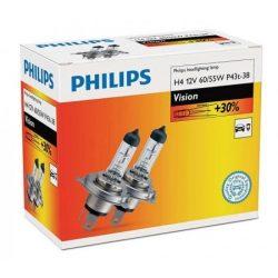 PHILIPS VISIO H4 izzó 2db-os