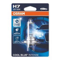 OSRAM COLL BLUE xenon hatás! H7