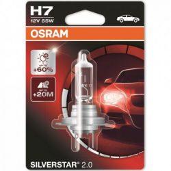 OSRAM SILVERSTAR H7
