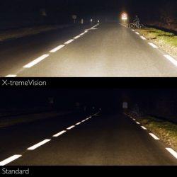 PHILIPS VisionPlus H4 Autó izzÓ