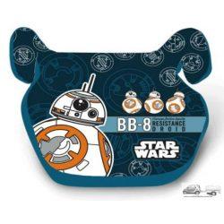 Disney ülésmagasító , gyerekülés 15-36 kg-ig Star Wars bb-8