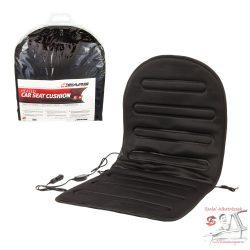 Fűthető ülésvédő,ülésfűtés 12V, szabályozható intenzitás