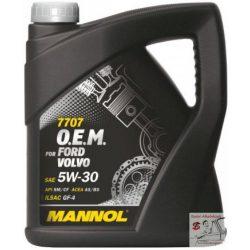 MANNOL OEM FORD 5W30 4L VOLVO A1/B1,A5/B5,SM/CF,WSS-M2C913-C