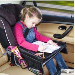 martinbrown autós utazó  tálca gyerekeknek  étkezéshez, játékhoz