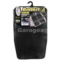 Bottari new scorpion autó szőnyeg, autós szőnyeg 4db-os szett