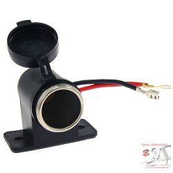szivargyújtó aljzat Vízálló AE-CM58050