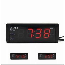 hőmérő Multifunkciós kijelző