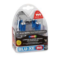 PILOT Blue Xenon, H4 60/55W 4500K fényerejű izzó pár