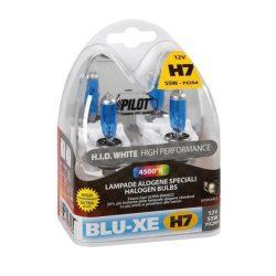 PILOT Blue Xenon, H7 60/55W 4500K fényerejű izzó pár