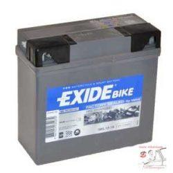 Exide Motorkerékpár akkumulátor  12V 19Ah/170A