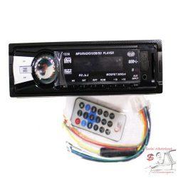Fm / mp3 fejegység - autó rádió