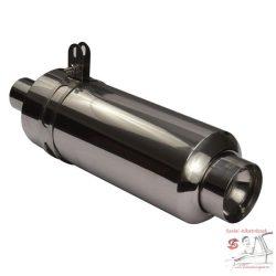 Sportkipufogó, gázgyorsítós, d:60 WMR36 C 1