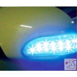 Tükör LED csík Kék Fényű