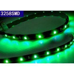 Zöld ledcsík 30cm