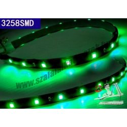 Zöld ledcsík  60cm