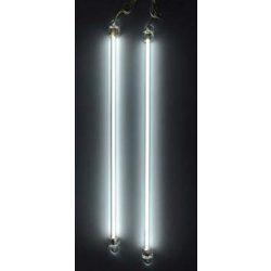 Neon cső  Fehér fényű 2db
