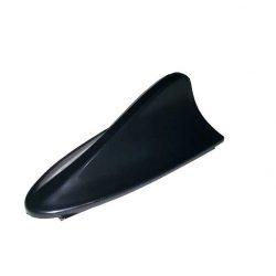 Cápa klasszikus ál antenna fekete - Dekoráció