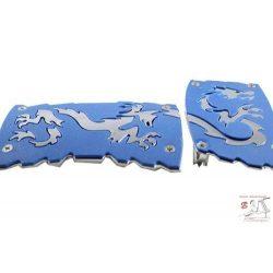 Autó pedál szett, pedál készlet - Blue dragon (2db)