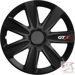 GTX Carbon Black -13-as dísztárcsa garnitúra