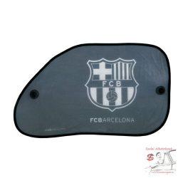 Fc Barcelona napvédő oldalablakra 38x65cm (2db)