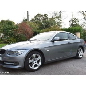 BMW 3 SOROZAT COUPE (E92)