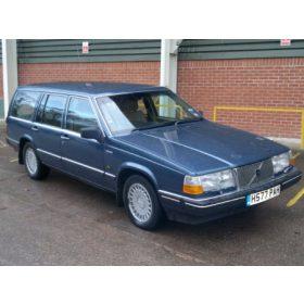 VOLVO 760 KOMBI 1981-1992