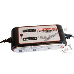 Carstel 12V 8A automata akkumulátor töltő T01.80.088