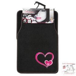 Csajos autószőnyeg: Indiai elefánt - univerzális 4db-os szett
