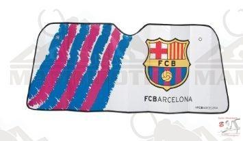 Fc Barcelona alu szélvédőtakaró, napvédő , napárnyékoló 145*60cm M