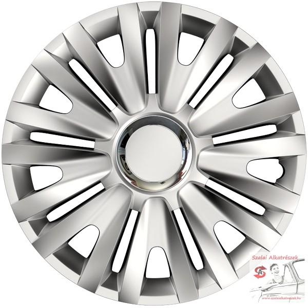 Versaco Royal Ring Chrome Silver 15-ös dísztárcsa garnitúra